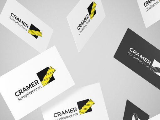 Logodesign für Cramer Schleiftechnik